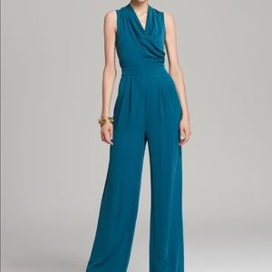 Catherine Malandrino Favorites 100% Silk Jumpsuit